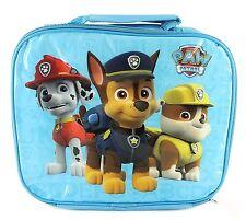 Paw Patrol Insulated School Lunch Bag travel Lunch Sandwich Bag