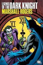 BATMAN: Legends of the Dark Knight : Marshall Rogers (2011, Hardcover)