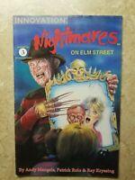 NIGHTMARES ON ELM STREET #3 Innovation Comics 1991 HORROR COMICS