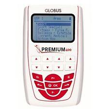 GLOBUS  Premium 400 elettrostimolatore,TENS,rehab,ionoforesi, incontinenza,sport