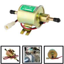 Pompa Elettrica Carburante Universale Benzina Gasolio a bassa Pressione