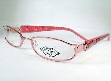 Phoebe Couture 215 pink women eyeglasses 49-18-130 Frames New Designer
