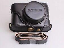 New Retro PU Leather Camera Bag Cover Case For Fuji Fujifilm X100F X100T X100S