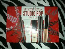 Smashbox Studio Pop Try-it Kit, Rare! $59 value, New In Box