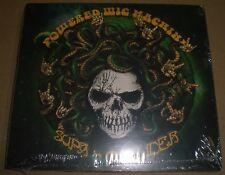 Supa-Collider Powered Wig Machine~NEW~RARE 2015 Psych Stoner Rock CD~FAST SHIP!