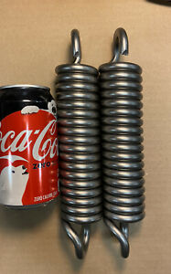 """.282"""" Wire Heavy Duty Compression Spring Lot Of 2"""