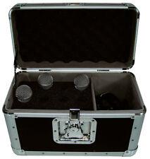 ACF-SW/Microphone case für 12 Mikrofon und Zubehör Transportkoffer