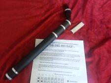 Juan Del Rio Mini Sax Alto Soprano Saxophone Handmade in USA Autographed- Black