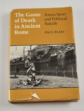 Game of Death Ancient Rome Arena Sport Political Suicide Paul Plass 1995 AA4O22