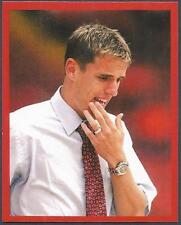 FUTERA-MANCHESTER UNITED-EUROPE-2001- #040-PHIL NEVILLE IN A SHIRT & TIE