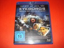 Eyeborgs nada es como parece Blu Ray