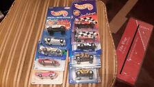 Hot Wheels Limited Edition - Los Angeles Dodgers, ChuckE. Cheese, Deora =10 cars