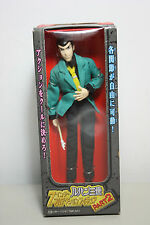 LUPIN THE 3RD FULL ACTION FIGURE PART2  NEW BANPRESTO 2001 Anime