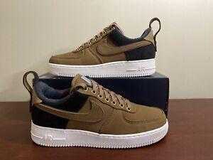 Nike Air Force 1 07 Prm WIP AV4113 200 Carhartt Ale Brown Sail 3m Size 11