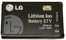 2X LG Original LGIP-430G Battery CU720 SHINE CF360 KS500 KF757 SBPL0090901