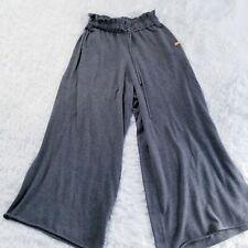 Lunya Cozy Cotton Silk Relaxed Pants Xsmall XS Dark Gray