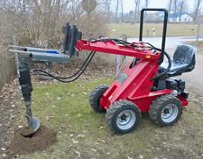 Bohrfux 2, hydraulischer Bohrantrieb für Erdbohrer als Anbaugerät - NEU !!