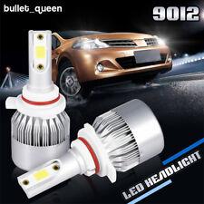 9012 LED Headlight Bulbs Kit High Low Beam 6000K 1080W 162000LM White Light Lamp