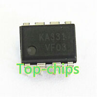 10 PCS KA331 DIP-8 Voltage - Frequency Converter IC