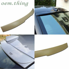STOCK USA BMW E60 5-SERIES 4DR ROOF WINDOW SPOILER ABS M5 520i 525i