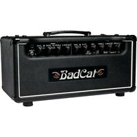 Bad Cat Lynx X 40W Tube Guitar Amp Head Black LN