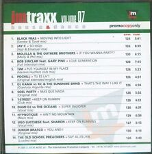 Jocks Music The Jm Traxx Vol. 07 - Molella/Outhere Brothers/Bob Sinclar Cd Mint