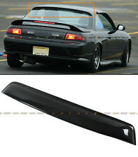 FIT FOR 1995-98 NISSAN 240SX S14 2 DR COUPE REAR WINDOW ROOF VISOR SPOILER SHADE