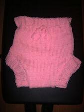 Adult Baby Windelhose Wollhose handgestrickt handmade weich fluffy XXL
