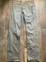 new BUCKLE EXCLUSIVE Seeker Stretch Twill Pant Departwest Gray Color mens 29x34