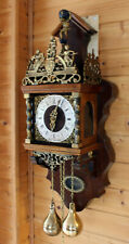Warmink Zaanse Wall Clock Highly Decorated