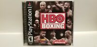 HBO Boxing (Sony PlayStation 1, 2000) PS1 Complete