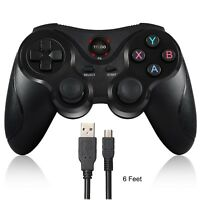 Wireless Controller for Sony PS3, Bluetooth Double Shock Sixaxis Remote Gamepad
