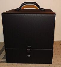 "Porter Cable 10x10.5x10.5"" -  All Metal Tool Storage Box - New Unused"