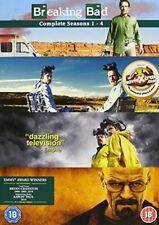 Breaking Bad - Season 1-4  (DVD) (2012) Bryan Cranston