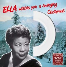 Ella Fitzgerald - Wishes You A Swinging Christmas SEALED COLOR VINYL LP