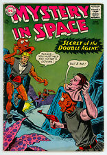 JERRY WEIST ESTATE: MYSTERY IN SPACE #100 (DC 1965) VG condition NO RES