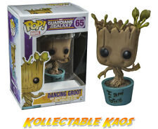 Guardians of the Galaxy - Dancing Groot Pop! Vinyl Figure(I am Groot Edition)