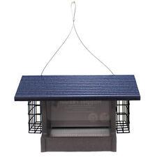 New listing Home & Garden Hopper Feeder Plastic Bird Recycled Material Made Gshf200s
