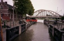 PHOTO  NETHERLANDS ON RIVER VECHT 1991 VIEWS ON THE RIVER v10