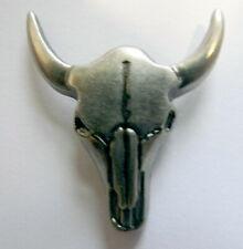Concho Concha Büffel Bison Büffelkopf Western Indianer zum Schrauben