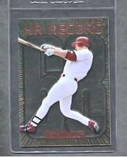 1999 Topps Chrome #220 Mark McGwire Home Run #68 (Cardinals) (Flat Rate Ship)