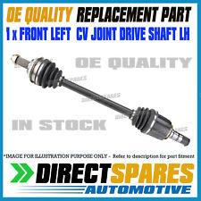 LEFT CV Joint Drive Shaft Driveshaft SUBARU FORESTER SG SG9 2.5L 07/02-02/08 LH