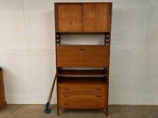 Staples Ladderax  Modular Mid Century Shelving Furniture Unit Cabinet