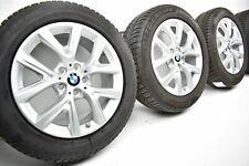 Original BMW X1 F48 X2 F39 Winterräder 17 Zoll Winterreifen 574