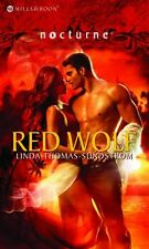 Red Wolf (Mills & Boon Nocturne),Linda Thomas-Sundstrom