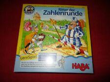 HABA® 4550 Lernspiel Ritter der Zahlenrunde NEU OVP