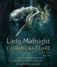 Lady Midnight (The Dark Artifices), Clare, Cassandra