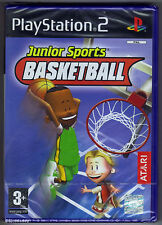 Junior Sport BasketBall (Sony PlayStation 2, 2004) - European Version