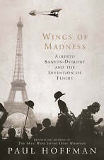 Wings of Madness: Alberto Santos-Dumont and the Invention of Flight-ExLibrary