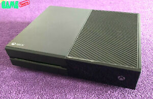 MICROSOFT XBOX ONE CONSOLE 500GB BLACK SYSTEM ONLY FULLY TESTED
